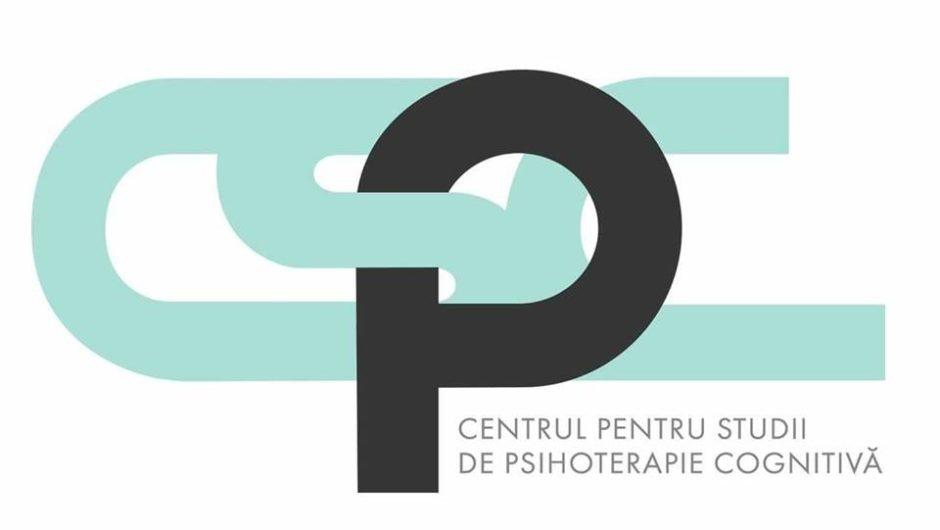Serie de 5 conferințe în parteneriat cu Centrul pentru Studii de Psihoterapie Cognitivă